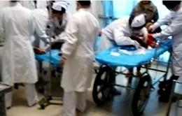 Tấn công bằng dao ở một trường mẫu giáo Trung Quốc