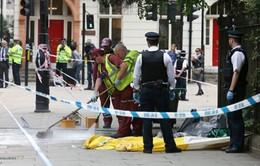 Tấn công bằng dao mác ở Anh làm 1 người chết, 2 người bị thương