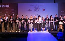 NTK Công Trí tiếp tục mở màn Tuần lễ thời trang quốc tế Việt Nam Xuân - Hè 2017