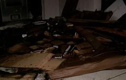 Nhà tang lễ tại Mỹ bốc cháy vì hỏa thiêu thi thể quá béo