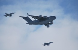Không quân Canada tiến hành cuộc tập trận lớn nhất năm 2017