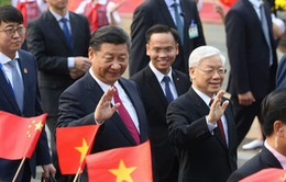 Quan hệ Việt Nam và Trung Quốc trong năm 2017 duy trì xu thế phát triển tích cực