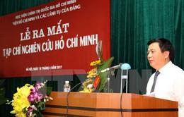 Ra mắt Tạp chí Nghiên cứu Hồ Chí Minh