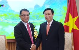 Tập đoàn Kirin mong muốn tiếp tục đầu tư vào các thương hiệu lớn của Việt Nam