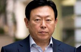 Chủ tịch Tập đoàn Lotte bị đề nghị mức án 10 năm tù