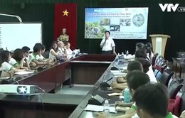Đà Nẵng: Khóa tập huấn nâng cao năng lực bảo tồn thú linh trưởng