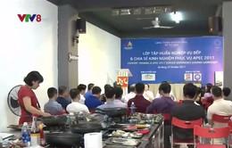 Đà Nẵng tổ chức tập huấn về ẩm thực phục vụ APEC