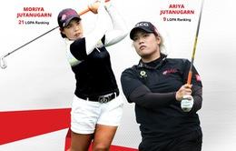 Cặp chị em golf thủ hàng đầu thế giới người Thái Lan sắp đến Việt Nam