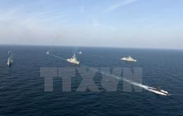 Hàn Quốc tập trận tại quần đảo tranh chấp