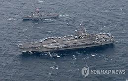 Triều Tiên lên án tập trận chung Mỹ - Hàn