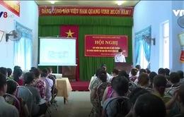 Thừa Thiên - Huế: Tập huấn công tác bảo vệ môi trường cho tiểu thương