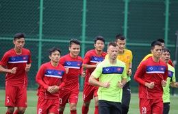 U20 Việt Nam chuẩn bị cho trận gặp U20 Pháp: Lên tinh thần trước đối thủ lớn