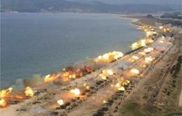 Trung Quốc cảnh báo tình hình bán đảo Triều Tiên có thể vượt ngoài tầm kiểm soát