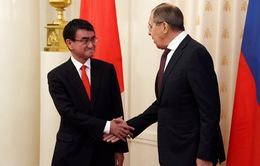 Nga - Nhật bàn về vấn đề an ninh