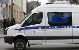 Nga bắt giữ 2 công dân hoạt động gián điệp cho Ukraine