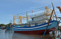 Nghệ An hạ thủy thêm 3 tàu cá theo Nghị định 67