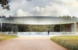 """""""Tàu không gian sáng tạo"""" của Apple tôn vinh huyền thoại Steve Jobs"""