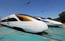Tàu cao tốc tiêu chuẩn Trung Quốc chính thức hoạt động