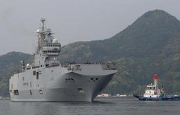 Mỹ - Anh - Pháp sắp diễn tập chung lần đầu ở Nhật Bản