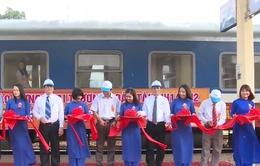 Khai trương đoàn tàu tuyến Huế - Nha Trang