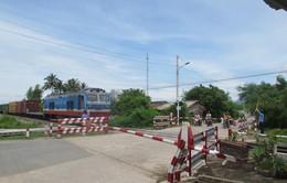 Giảm TNGT đường sắt từ cảnh giới đường ngang