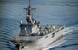Nhật Bản diễn tập phòng thủ tên lửa tại căn cứ của Mỹ