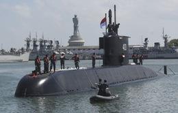 Hàn Quốc bàn giao tàu ngầm cho Indonesia