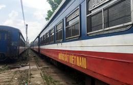 Các chuyến tàu qua miền Trung có thể bị gián đoạn