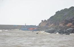 Tìm được thi thể ngư dân bị sóng đánh mất tích tại cửa biển Mỹ Á