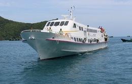 Sắp hoạt động tuyến tàu cao tốc TP.HCM - Cần Giờ - Vũng Tàu