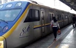 Đường sắt Đài Loan (Trung Quốc) hướng dẫn du khách bằng tiếng Việt