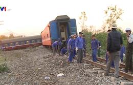 Khẩn trương khắc phục tai nạn đường sắt khiến 3 người tử vong tại TT-Huế