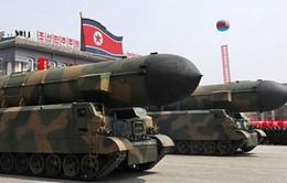 Triều Tiên tuyên bố tiếp tục phát triển vũ khí hạt nhân để tự vệ