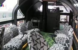Nhật Bản giới thiệu tàu hỏa giường nằm hạng sang
