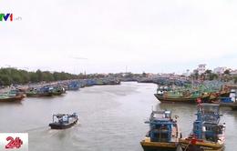Bình Thuận phòng chống cháy nổ cho tàu cá xa bờ