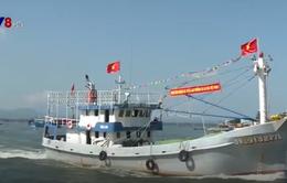 Quảng Nam phát triển đánh bắt xa bờ