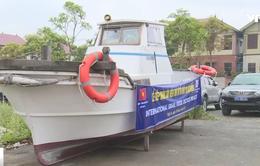 Khởi động dự án viện trợ tàu cá của Nhật Bản cho ngư dân