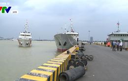 Vùng 3 Hải quân cứu nạn 4 ngư dân tàu cá Quảng Bình bị chìm
