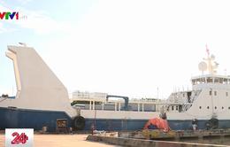 Không tiếp cận được vốn vay, nhiều tàu cá đóng theo Nghị định 67 nằm bờ