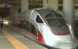 Trung Quốc vận hành tàu cao tốc thế hệ mới