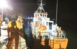 Sẽ đưa thợ lặn tiếp cận tàu bị chìm sớm nhất