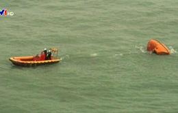 Chìm tàu chở thép tại Thượng Hải, Trung Quốc