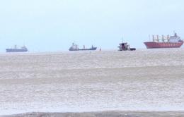Tìm thấy 11 thi thể vụ 8 tàu hàng chìm trên biển Quy Nhơn