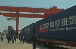 Chuyến tàu hàng nối Trung Quốc và Anh hoàn tất lộ trình