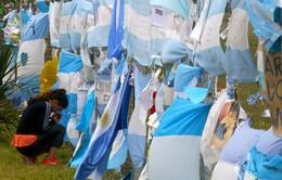 Argentina ngừng chiến dịch cứu hộ tàu ngầm mất tích