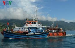 Khẩn trương tìm kiếm 9 thuyền viên mất tích trên biển