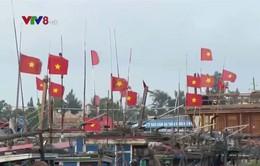 Quảng Bình ban hành lệnh cấm biển ứng phó áp thấp nhiệt đới