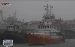 Đà Nẵng, Quãng Ngãi cứu 12 thuyền viên bị trôi dạt trên biển