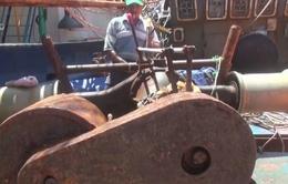 Xem xét năng lực đóng tàu vỏ thép của 2 doanh nghiệp ở Bình Định