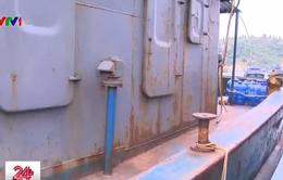 Dấu hiệu tiêu cực trong việc đóng tàu vỏ thép tại Bình Định